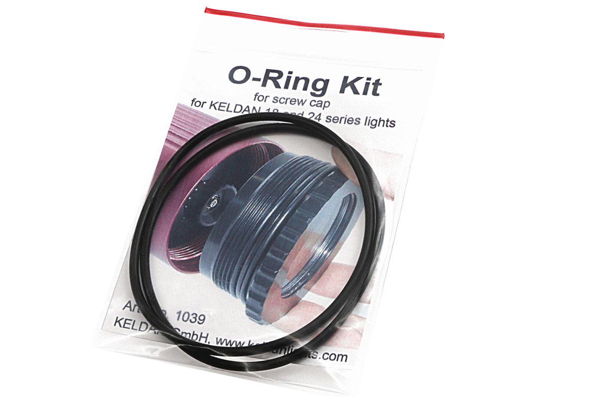 O-Ring Kit 18/24 screw cap
