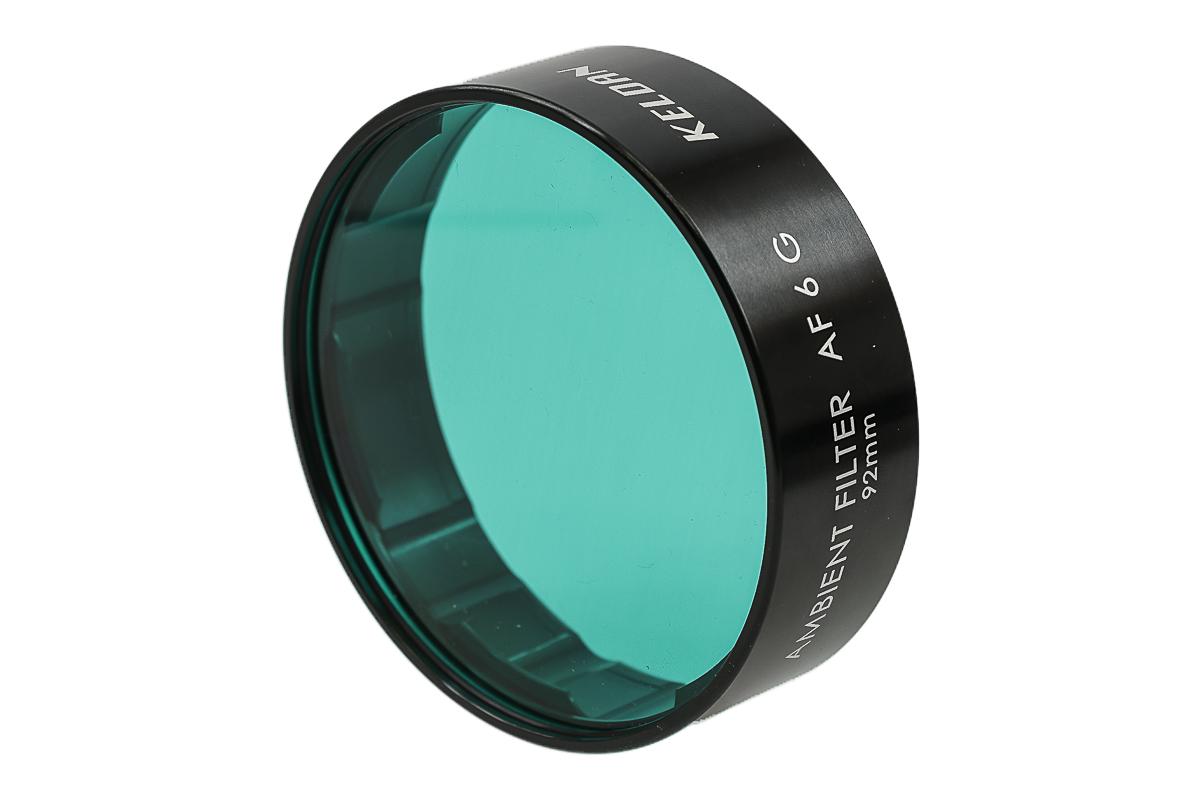 Ambient Filter AF 6 G 92mm (50°)