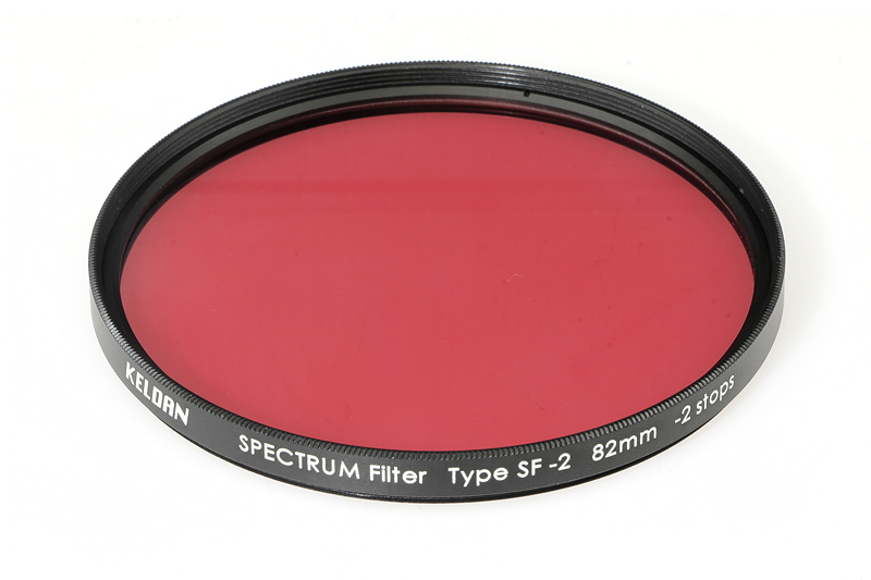 Spectrum Filter SF -2 with filter thread