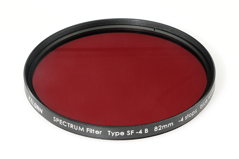 Spectrum Filter SF -4 B with filter thread